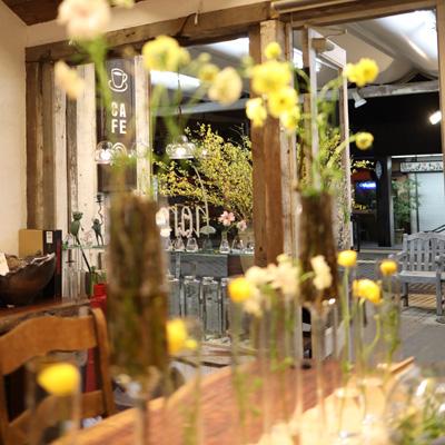 花うカフェ