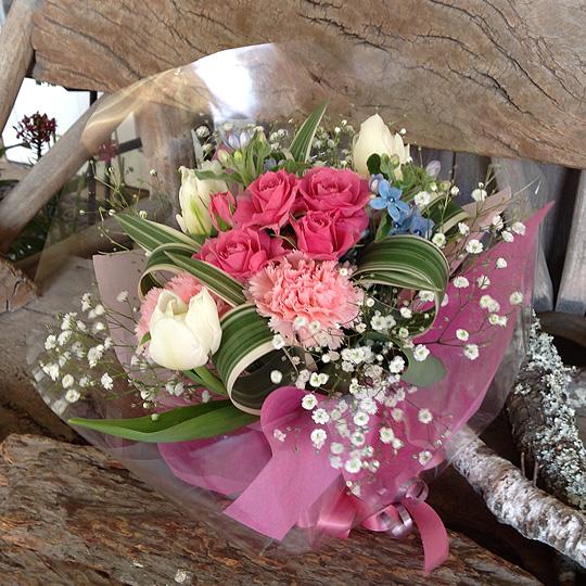 花束,お祝い