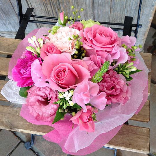 花束,お誕生日,お祝い