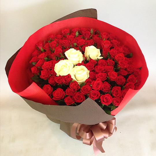 花束,バラ,記念日