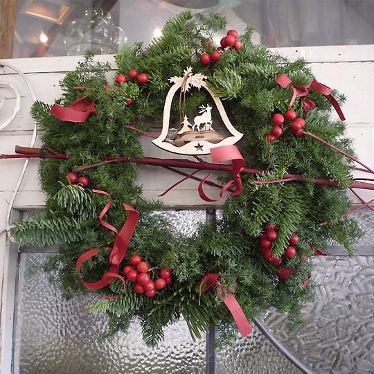 リース,クリスマス