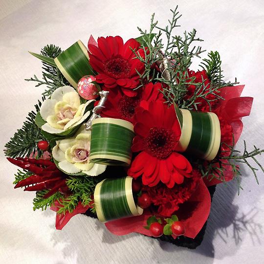 花ごこち,クリスマス