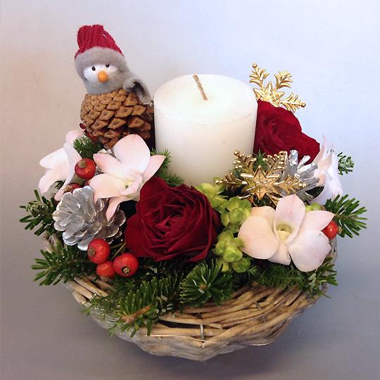 アレンジメント,クリスマス