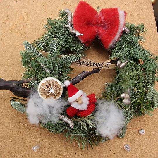 クリスマス,リース